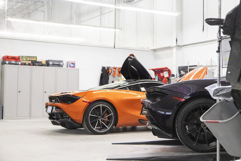 McLaren Certified Collision Repair